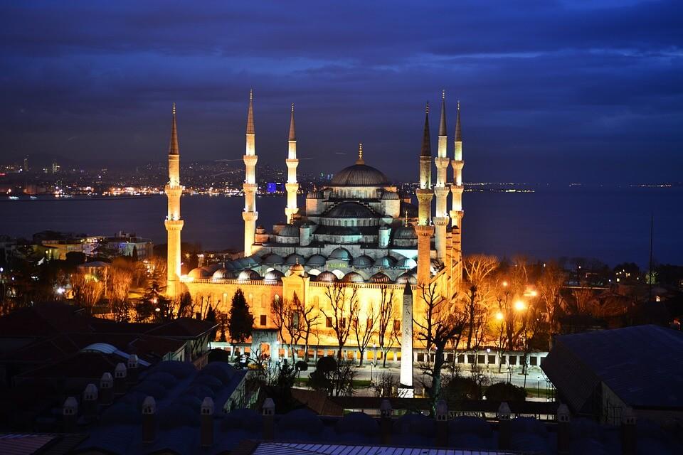Istanbul op vakantie in Turkije