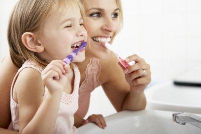 Tandenpoetsen kinderen