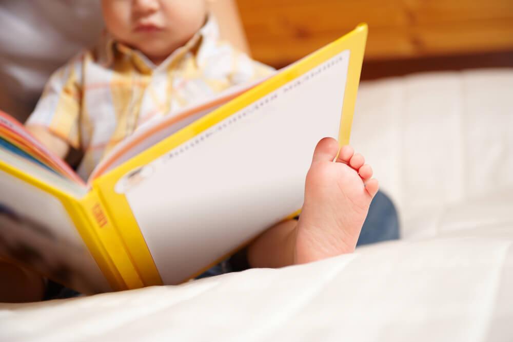 Boekjes voor baby