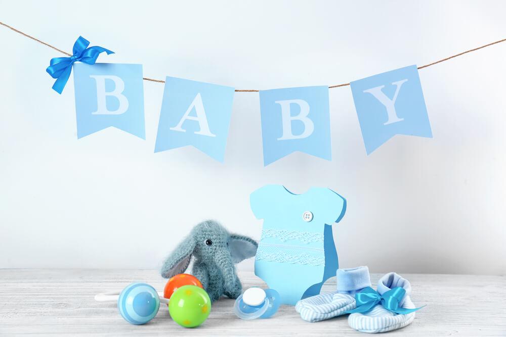 Baby naamslinger