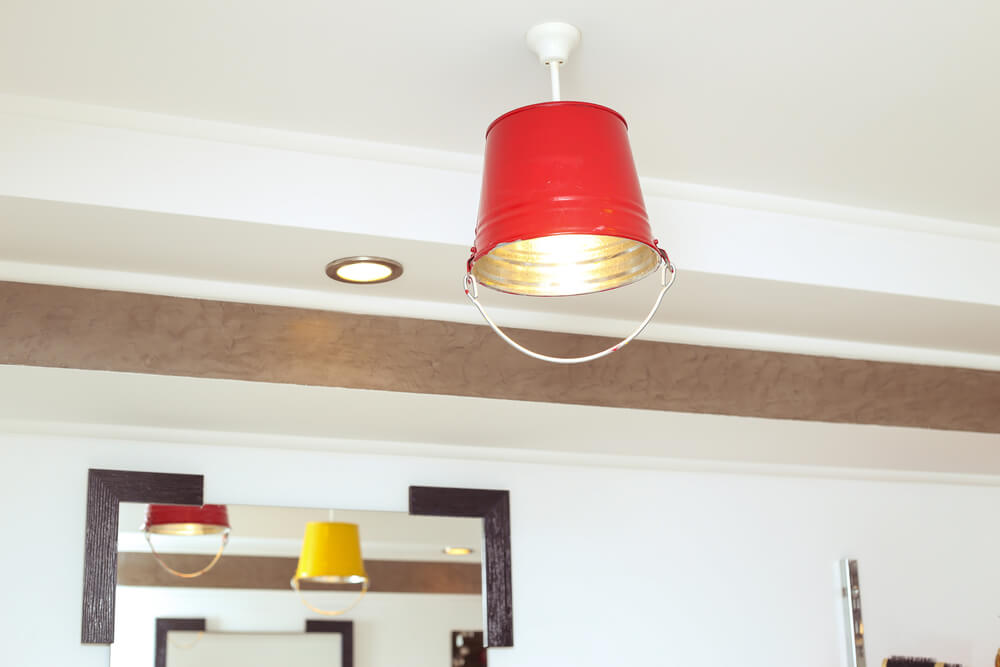 Hedendaags 5x Een lamp voor de kinderkamer zelf maken - Mamasopinternet DH-98