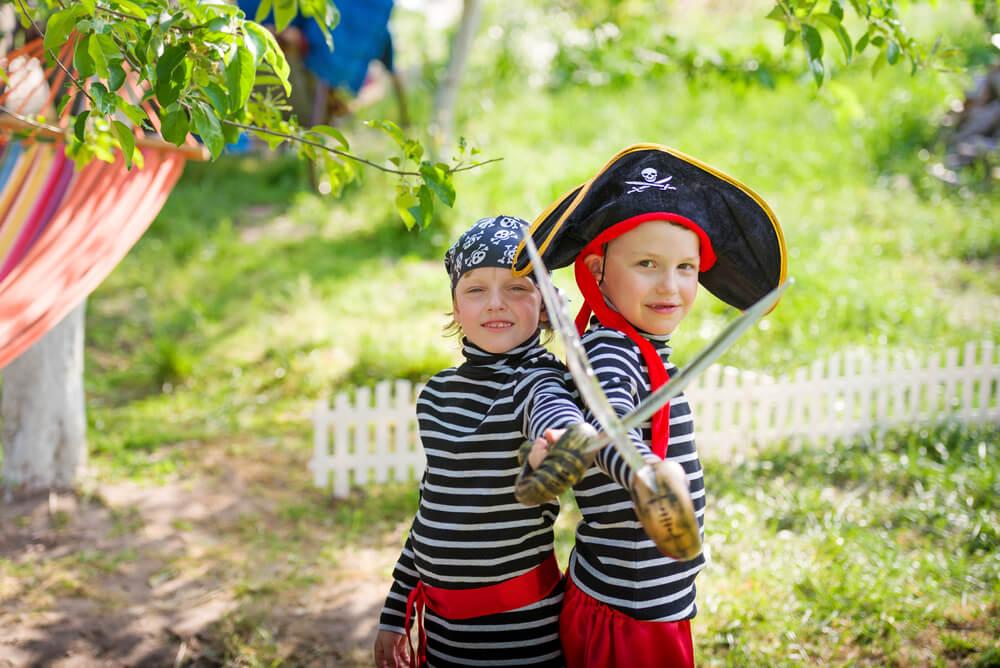 Piraten verkleedkleren
