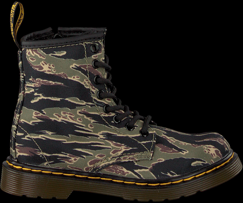 Leger boots van dr. Martens