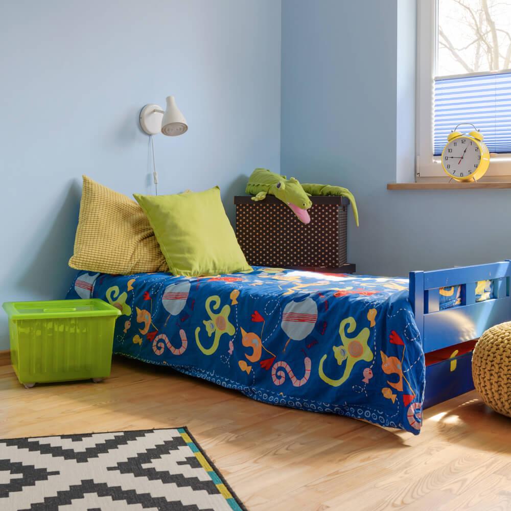 Lelijk bed camoufleren