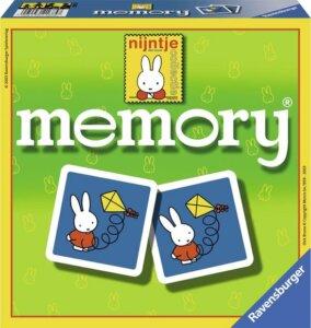 Nijntje memory bordspel 2 jaar