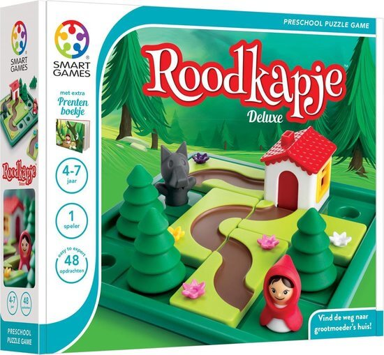 Roodkapje smart game