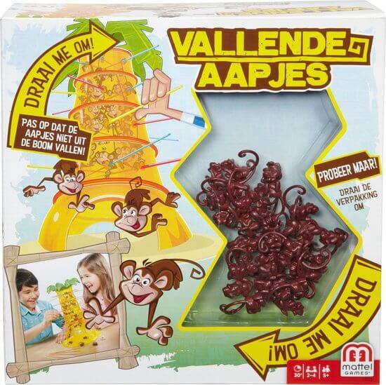 Vallende aapjes