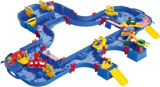 Aqua Play waterbaan voor kleuters