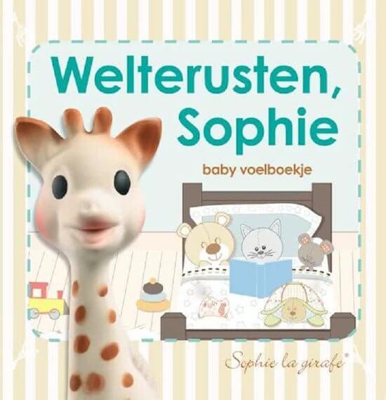 Voelboekje voor baby's