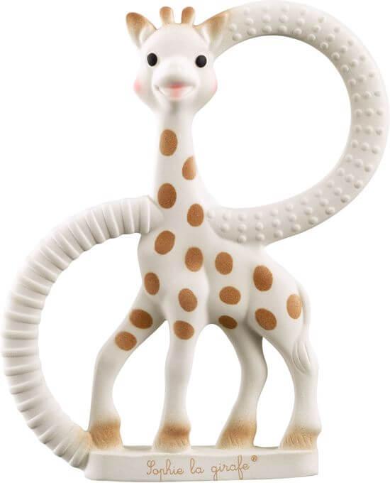 Bijtring van giraffe