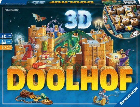 Betoverde doolhof 3D
