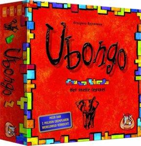 Ubongo puzzelspel voor 2 jarige