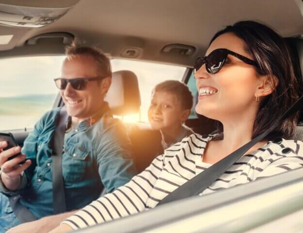 Verzekering gezinsauto