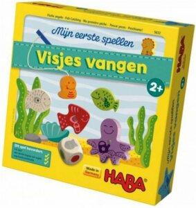 Magnetisch vissenspel - bordspel kind 2 jaar