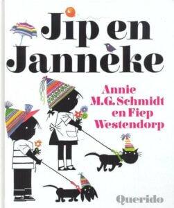 Het grote jip en janneke boek
