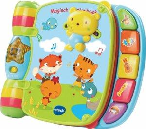 Magisch liedjesboek babyboekje
