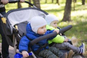 Beste tweeling kinderwagen