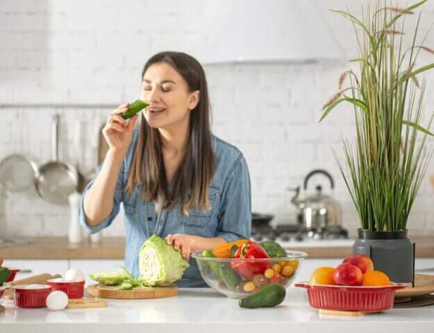 Gezond afvallen na de zwangerschap