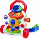 3. Chicco Babywalker - Looptrainer Rood