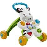4. Fisher-Price Loop Met Mij Zebra - Looptrainer