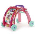 5. Little Tikes 3-in-1 Activity Walker Roze - Loopwagen