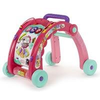 Little Tikes 3-in-1 Activity Walker Roze - Loopwagen
