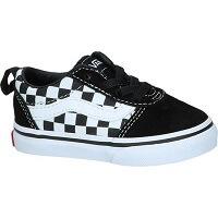 Vans TD Ward Slip-On Checkered Sneakers