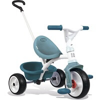 Smoby Be Move Blauw - Driewieler