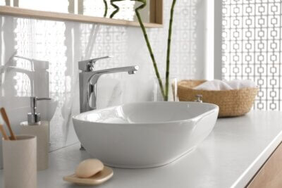 6x mooie kranen voor in de badkamer