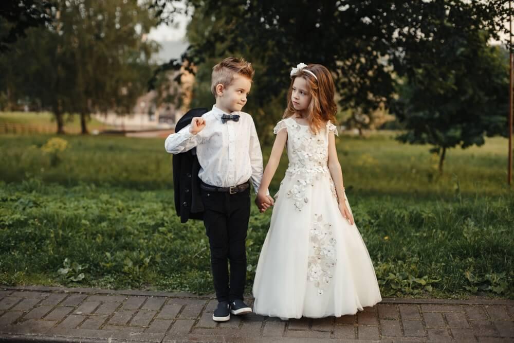 De voordelen van kinderen op je bruiloft