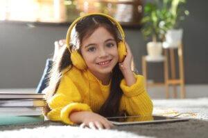 Kinder koptelefoon beste