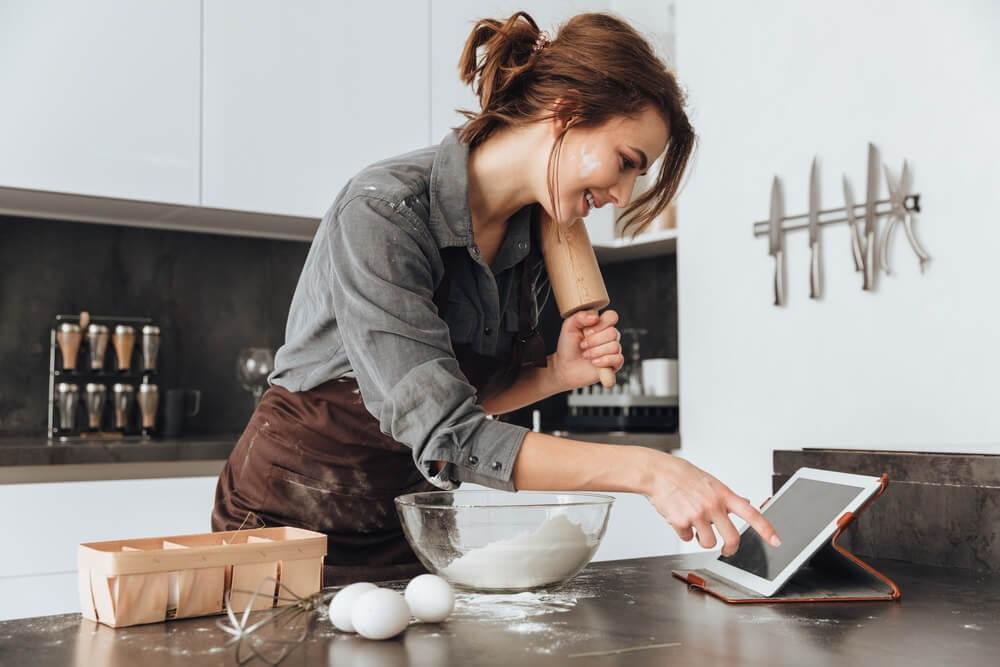 Wees creatief in de keuken