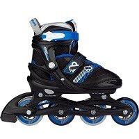 Nijdam Inline Skates Verstelbaar - Go Crossing