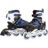 Street Runner Skates Blauw 31-34 - Skates Jongens Verstelbaar