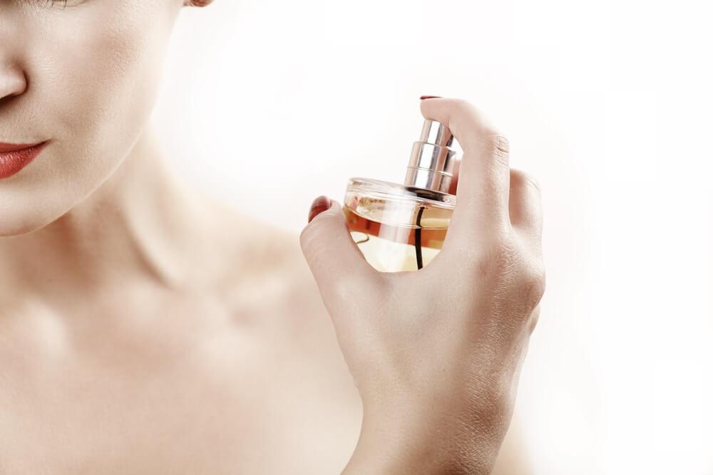 Wat zegt naar citrus geurende parfum over jou