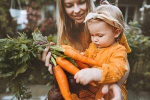 Gezond en leerzaam eten met je kinderen